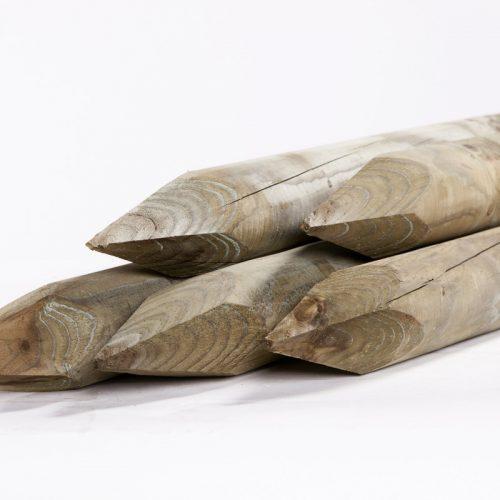 houten paal